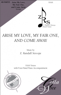 Arise My Love, My Fair One, and Come Away | 48-96855