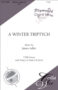 Winter Triptych, A  - TTBB| 55-51300